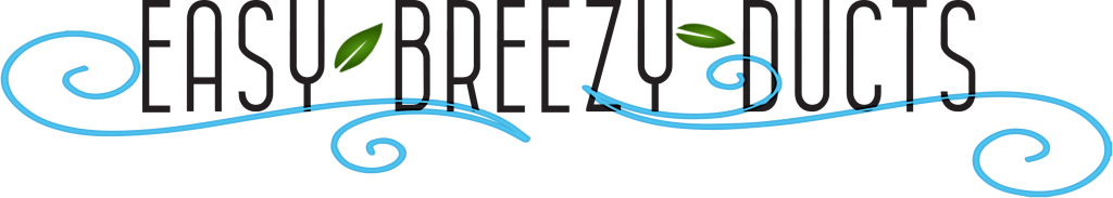Easy Breeze Ducts logo transparent background