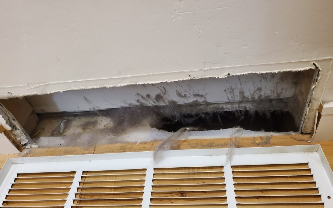 3 Horror Stories To Show Why You Need Air Duct Cleaning